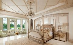 chambre unique luxe spacieuse