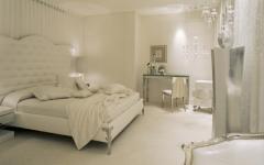 chambre à coucher tons beiges crème