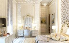 intérieur design oriental chambre à coucher