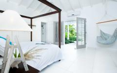 suite parentale villa de vacances location de luxe île