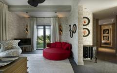 chambre suite parentale villa de luxe saint tropez