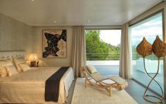 architecture moderne villa de vacances ibiza baléares