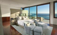 suite de luxe avec belle vue sur la mer