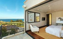 Panorama vue chambre propriété de prestige