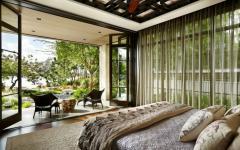 chambre luxe design maison de vacances