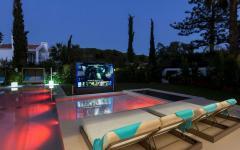 extérieur luxe villa location de vacances marbella