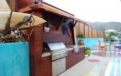 aménagement extérieur piscine de luxe belle demeure