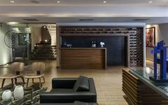 Salle de vins / salon d'oenologie