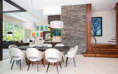 Ameublement design maison contemporaine
