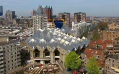 maison d'architecte cube houses rotterdam design