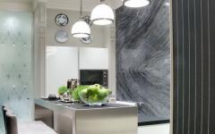 cuisine séparée appartement luxe
