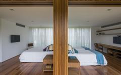 ameublement ouvert chambres à coucher modernes
