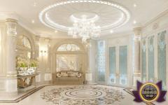 concept projet décor oriental deco luxe d'intérieur