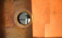 coque influence industriel design maison sur l'eau