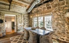 Rustique vivons maison - Cottage anglais connecticut blansfield ...