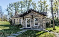 cottage anglais en pierres