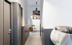 intérieur au design original loft industriel