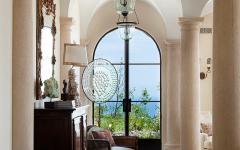 villa de luxe rustique style européen malibu