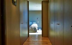 couloir maison moderne de ville bordeaux