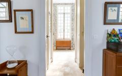intérieur refait ancienne maison bourgeoise rénovée