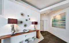 couloirs design intérieur luxe
