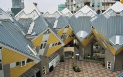 maison créatives citadine maison d'architecte cube houses