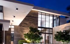maison architecte contemporaine façade