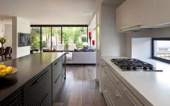 cuisine au design moderne et luxueux
