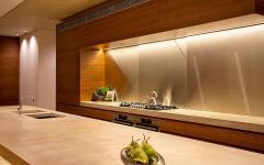 cuisine équipée intérieur design moderne
