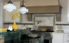 cuisine marbre design luxe