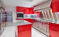 cuisine design compacte pratique luxe