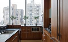 appartement luxe duplex cuisine