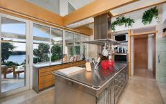 cuisine moderne aménagée luxe