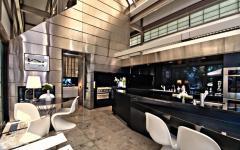 Superbe cuisine aménagée maison de luxe