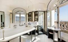 salle de bain luxe paris