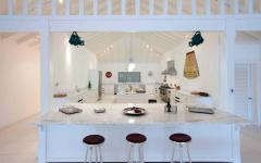 cuisine aménagée vacances designer