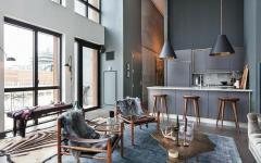intérieur logement citadin de luxe