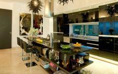 cuisine design moderne luxe