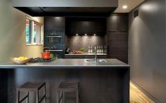 cuisine principale aménagée design