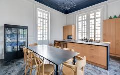 cuisine minimaliste design bourgeois