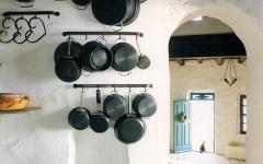 Cuisine maison secondaire côte île mer