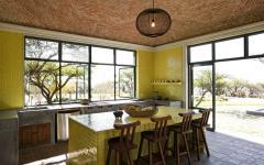 Villa de vacances à la cuisine spacieuse et ensoleillée