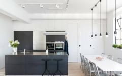 plafond béton loft design industriel