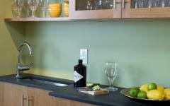 cuisine design rustique maison moderne