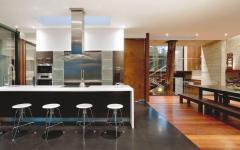 cuisine aménagement luxe placards agencement