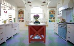 cuisine design intérieur années 50