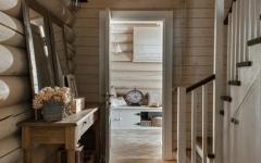 datcha maison de campagne en bois