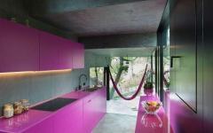 cuisine originale maison d'archi suisse