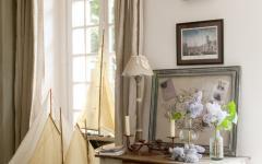 Décoration chic résidence secondaire France