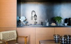placards bois massif cuisine classique